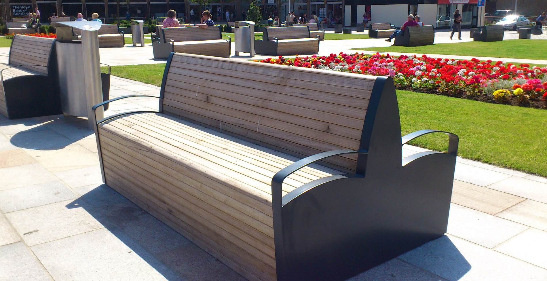 Street Furniture - Blueton Limited