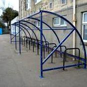 Falkirk Cycle Shelter Tender